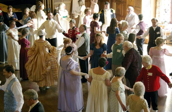 Jane Austen Ball 2009