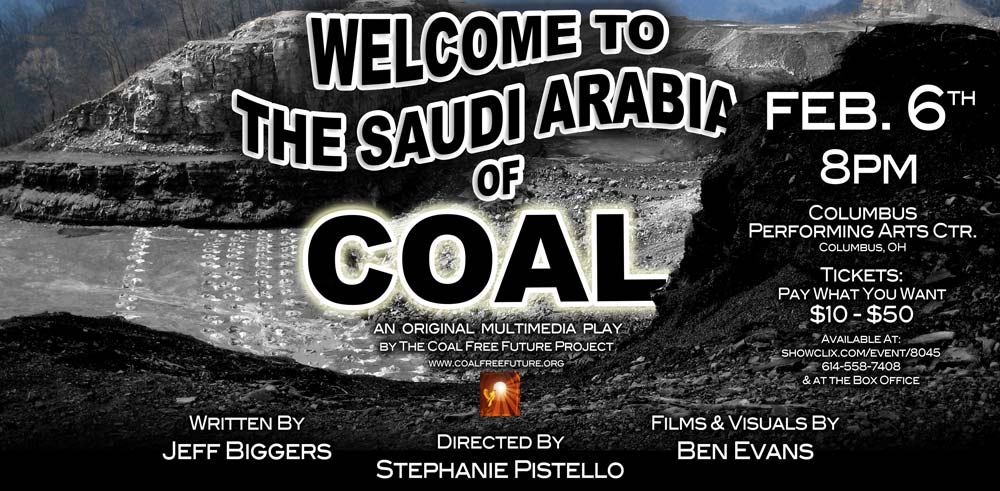 Welcome to the Saudi Arabia of Coal