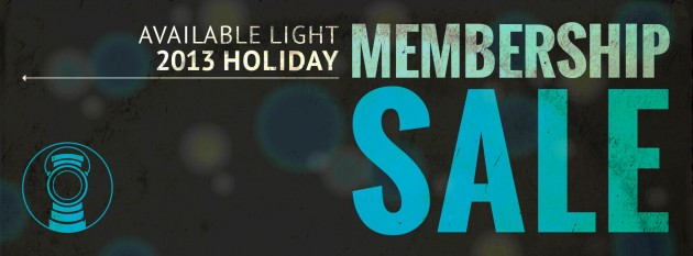 Holiday Membership Sale